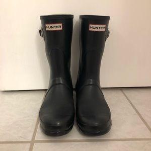 Matte Hunter Rainboots